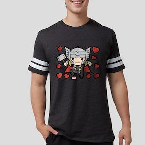 Thor Hearts Mens Football Shirt