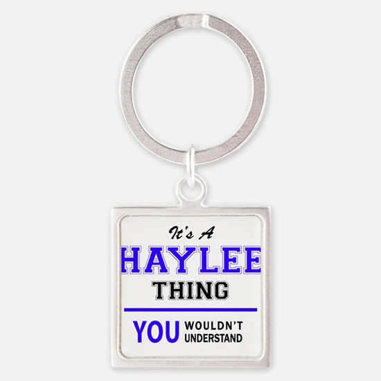 It's HAYLEE thing, you wouldn't understa Keychains