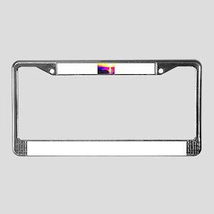 Negril, Jamaica License Plate Frame