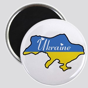 Cool Ukraine Magnet