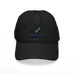 Obama Check Light Black Cap