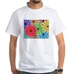 Colorful Flowers T-Shirt