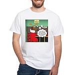 A Wiener Dog Christmas Men's Classic T-Shirts
