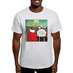 A Wiener Dog Christmas Light T-Shirt
