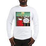 A Wiener Dog Christmas Long Sleeve T-Shirt
