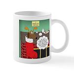 A Wiener Dog Christmas 11 oz Ceramic Mug