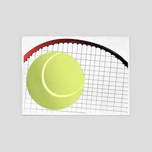 Tennis Court Area Rugs Cafepress