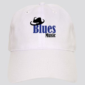 Blues Music Cap