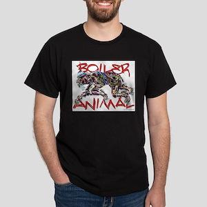 boiler animal Ash Grey T-Shirt