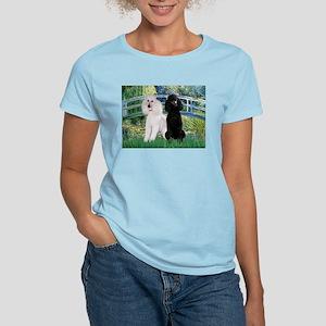Bridge & Poodle Pair T-Shirt