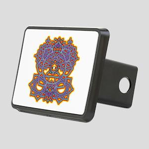 Mandala Zen Rectangular Hitch Cover