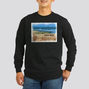 Jersey Shore NJ Beach Long Sleeve T-Shirt