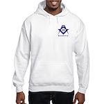 Masonic Scorpio Hooded Sweatshirt
