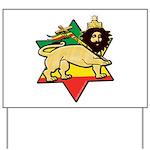 Zion Lion Yard Sign