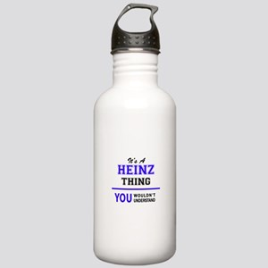 It's HEINZ thing, you Stainless Water Bottle 1.0L