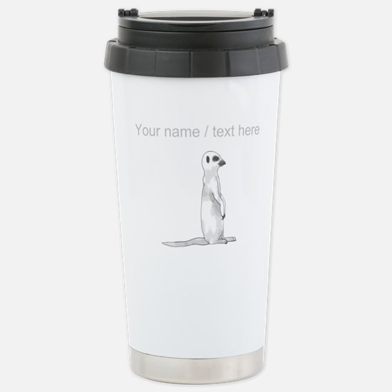 Custom Meerkat Mugs