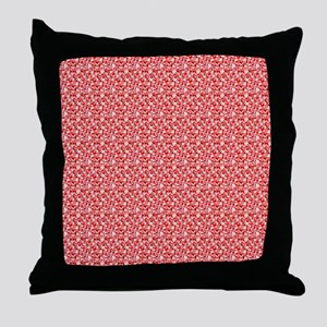 SmallHearts_20171201_by_JAMColors Throw Pillow