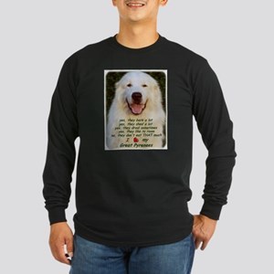 Great Pyr Smile<br> Long Sleeve T-Shirt
