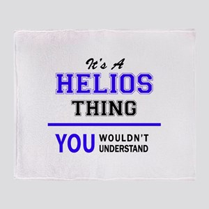 It's HELIOS thing, you wouldn't unde Throw Blanket
