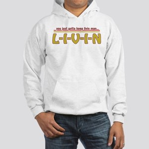 L-I-V-I-N Hooded Sweatshirt