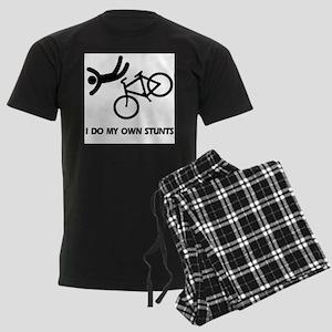 Funny Bike My Own Stunts Pajamas