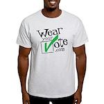 Wear Your Vote Light Light T-Shirt