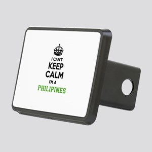 Philipines I cant keeep ca Rectangular Hitch Cover