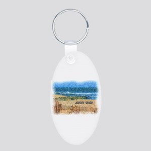 Jersey Shore NJ Beach Keychains