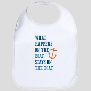 What Happens On The Boat Bib