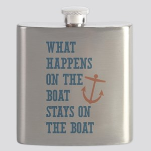 What Happens On The Boat Flask