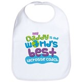 Baby lacrosse Cotton Bibs