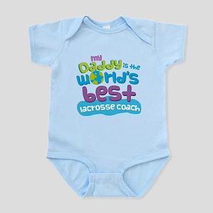 Lacrosse Coach Gifts for Kids Infant Bodysuit