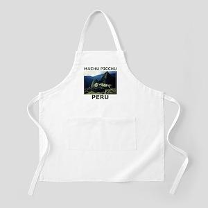MACHU PICCHU, PERU BBQ Apron