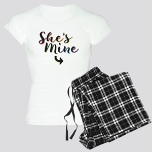 She's Mine - Gay Pride Women's Light Pajamas