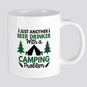 Beer Drinker Camping Mugs