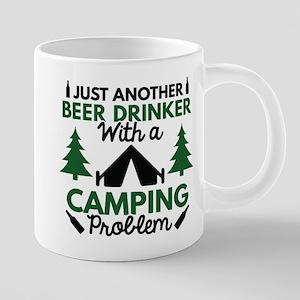 Beer Drinker Camping Mugs
