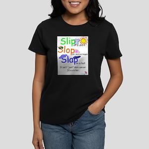 Slip, Slop, Slap Ash Grey T-Shirt