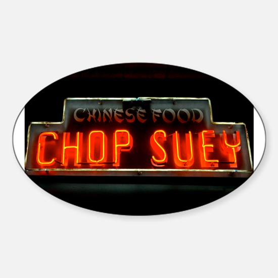 Chop Suey!! Decal