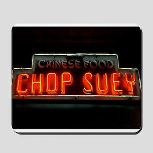 Chop Suey!! Mousepad