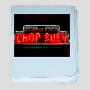Chop Suey!! baby blanket