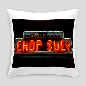 Chop Suey!! Everyday Pillow