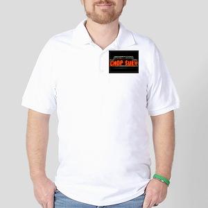 Chop Suey!! Golf Shirt