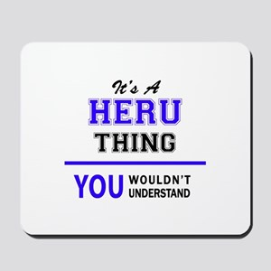 It's HERU thing, you wouldn't understand Mousepad