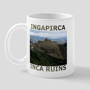 INCA RUINS LEFT-HANDED Mug