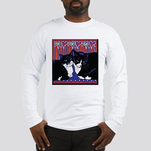 I love my Tuxedo Cats Long Sleeve T-Shirt