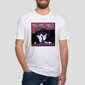 I love my Tuxedo Cats T-Shirt