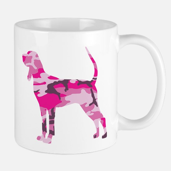 BLUETICK COONHOUND Mugs
