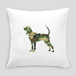 BLUETICK COONHOUND Everyday Pillow