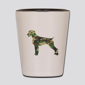 GERMAN WIREHAIRED POINTER Shot Glass