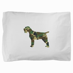 WIREHAIRED POINTING GRIFFON Pillow Sham